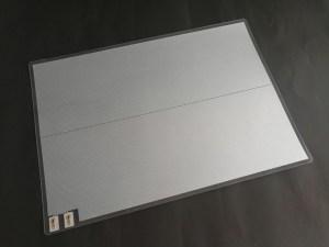 アルミ箔フィルムヒーター AL-AC-A3