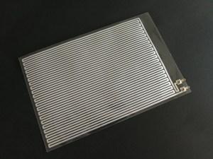 アルミ箔フィルムヒーター A6サイズ 耐熱薄型仕様