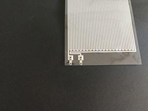 アルミ箔フィルムヒーター AL-DC-A7