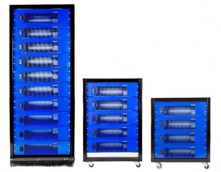 A photo of Datacentre Temporary Racks