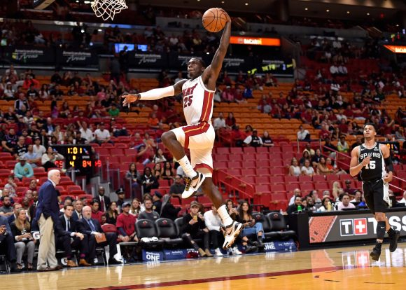 Heat Nation Exclusive: Q&A With Miami Heat Guard Kendrick Nunn ...