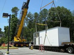 80 Ton Crane