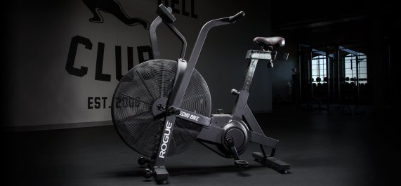 Build elite capacity with the Rogue Echo Bike - FREE Shipping. Click to shop.