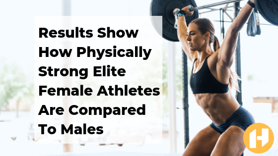 How strong are women compared to men