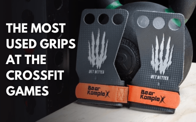 The Best Crossfit Grips 2021