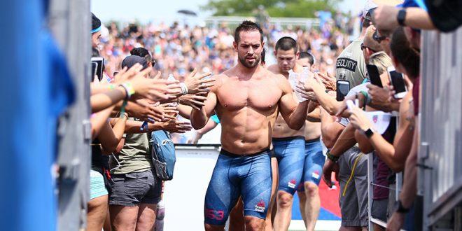3 Reasons Why Crossfit Athletes Build So Much Muscle