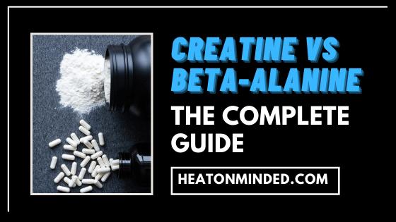 creatine vs beta alanine