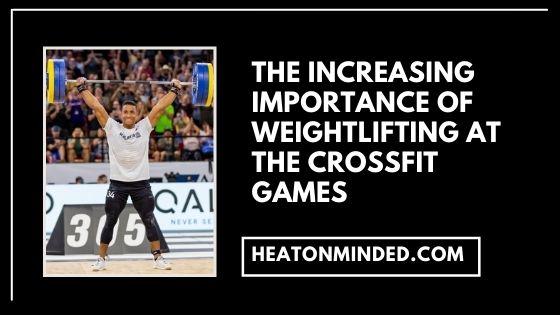 crossfit weightlifting 2021