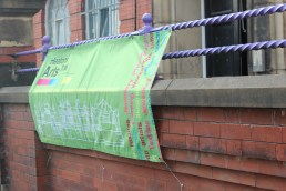Banner at Arc