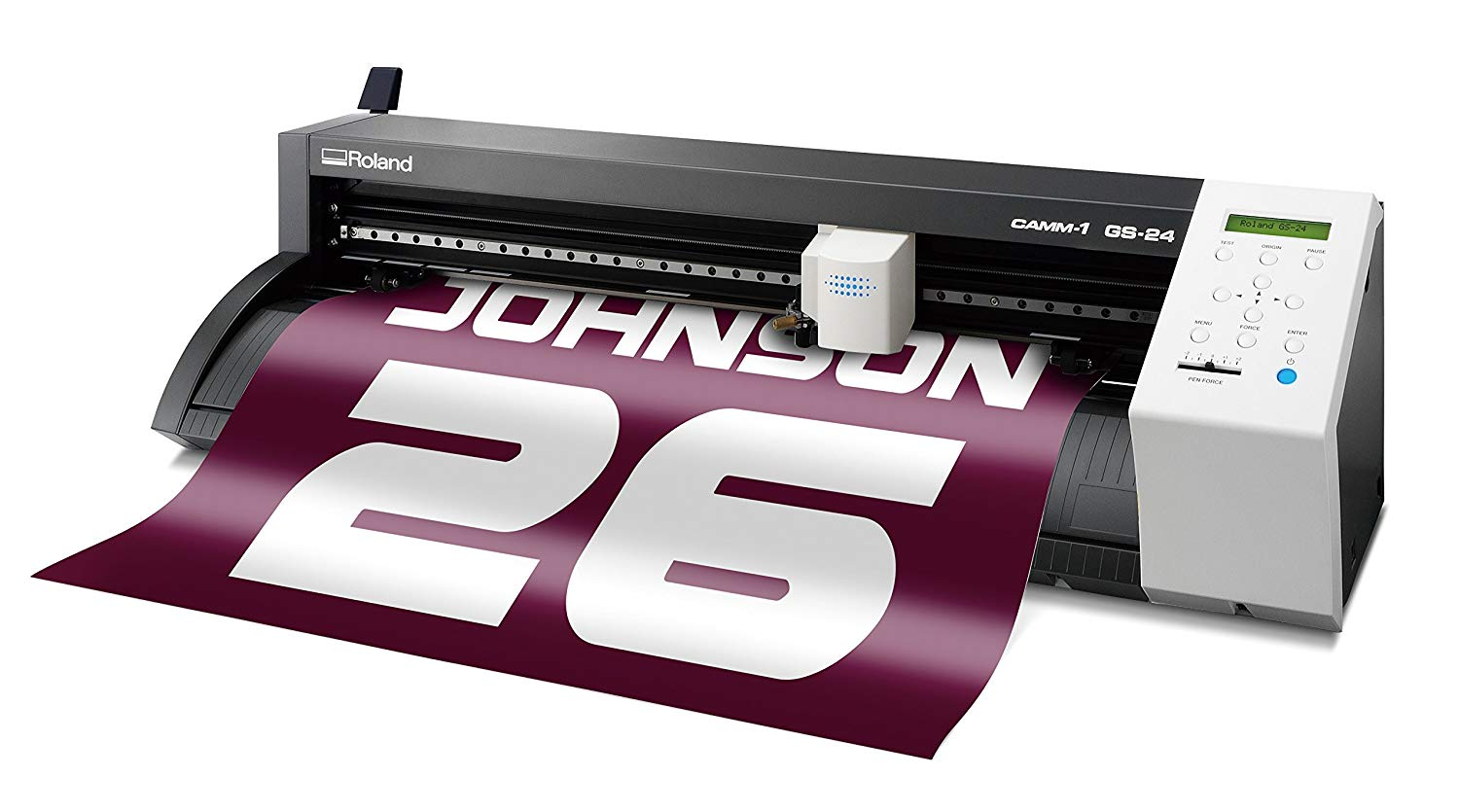 product photo of Roland GS-24 Vinyl Cutter
