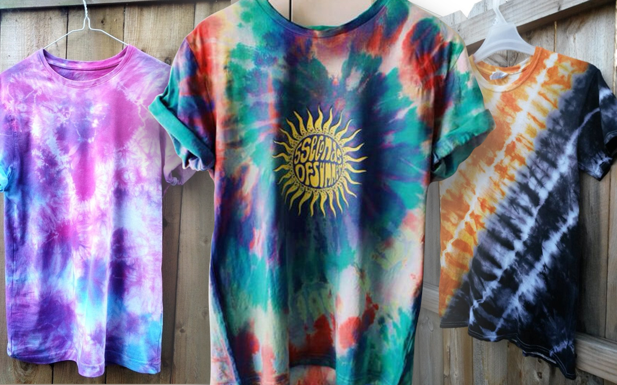 Guide In Taking The Tie Dye Shirt To The Next Level