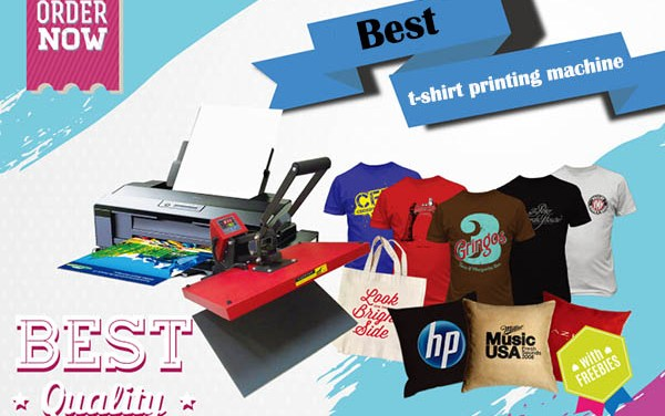 How to choose the best t shirt printing machine 2017