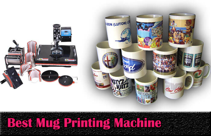 Best Mug Printing Machine Reviews 2017
