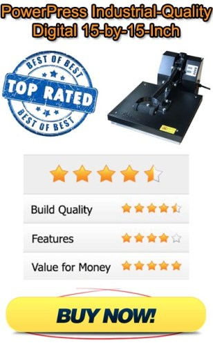 Top Rated Heat Press