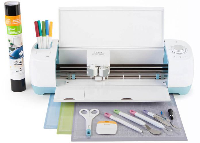 cricut explore air with accessories