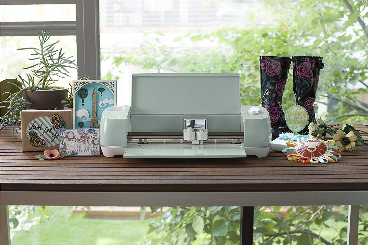 product photo of Cricut Explore Air 2 Mint