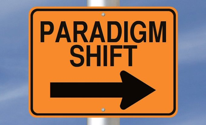 Image result for CHANGING OUR PARADIGM