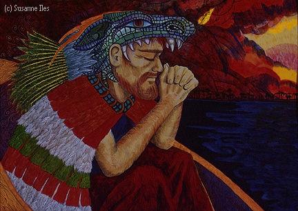 quetzalcoatyl-man