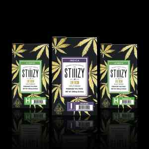 STIIIZY GOLD LIVE RESIN Full Gram Pods