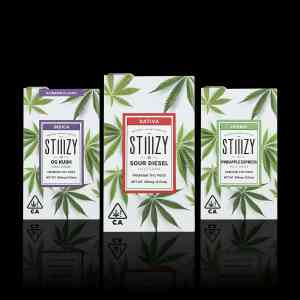 Full Gram Mixed STIIIZY OG Pods (50pods)