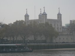 The Tower in fog