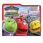 The stars of Chuggington, Koko, Wilson and Brewster, the traineers