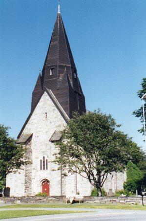 Church in Voss
