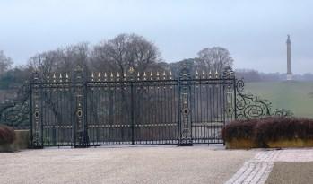 Impressive gates