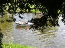 River Avon at Stratford on Avon
