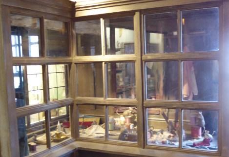 Look through the shop window
