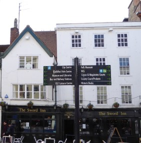 Mr Pritchard's establishment, he was the actual tailor of Gloucester.