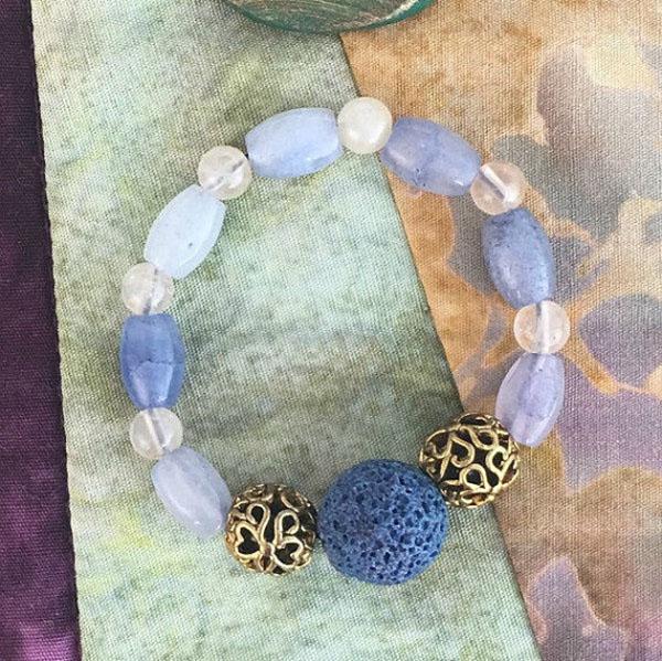 Bracelets Aromatherapy
