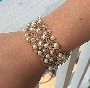 Senior Prom Bracelet Custom Designed