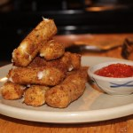 Gourmet Mozzarella Sticks