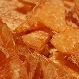 Orange Cinnamon Shatter Candy
