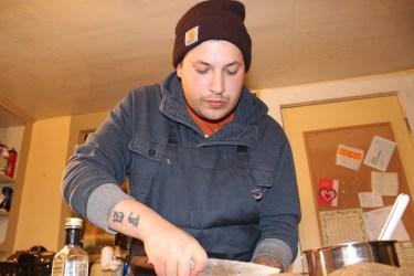 frank chopping