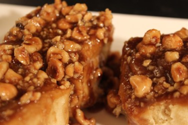 Dreaming About Sticky Buns