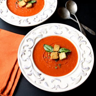 Tomato Soup for Two