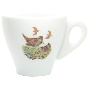 Wild Birds Espresso Cup Set | Very cool set of espresso cups! Dishwasher, microwave and even freezer safe. Perfect for gift-giving. | heavenlyhomecooking.com