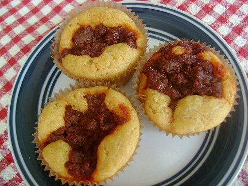 Laura's Sloppy Corn Muffins