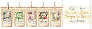 Organic Teas heavenly honey