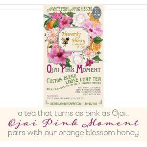 Organic ojai pink heavenly honey