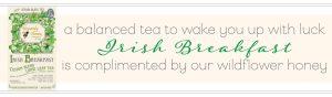 Irish Breakfast Custom Blend Tea