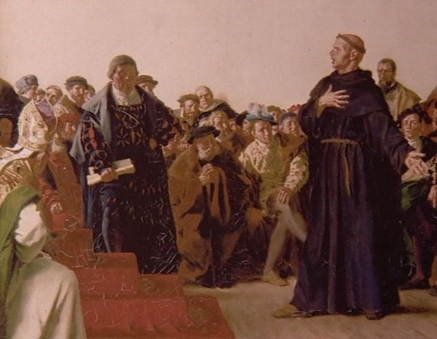 luther justification by faith