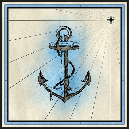 Somedays, I feel like raising children is like trying to stand still in the middle of a child-based hurricane. All I know how to do for sure is hold onto the anchor.