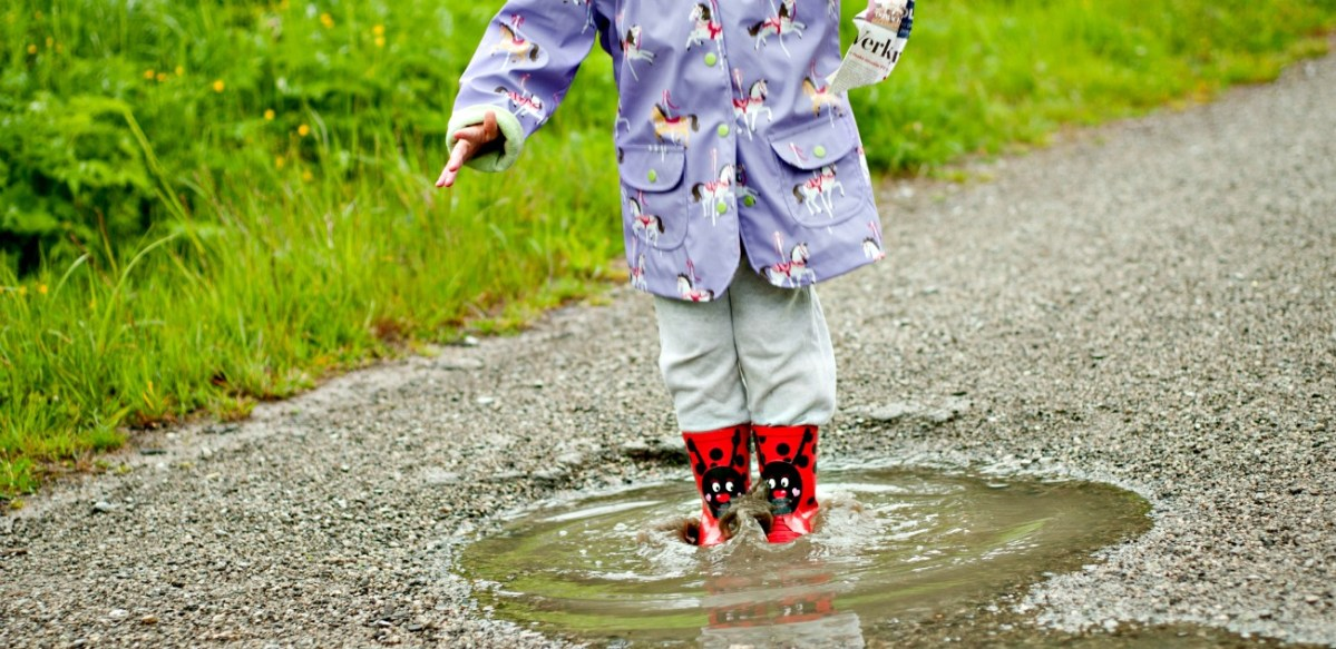 Say Yes to More Mud Puddles: Reclaiming Joy in Childhood