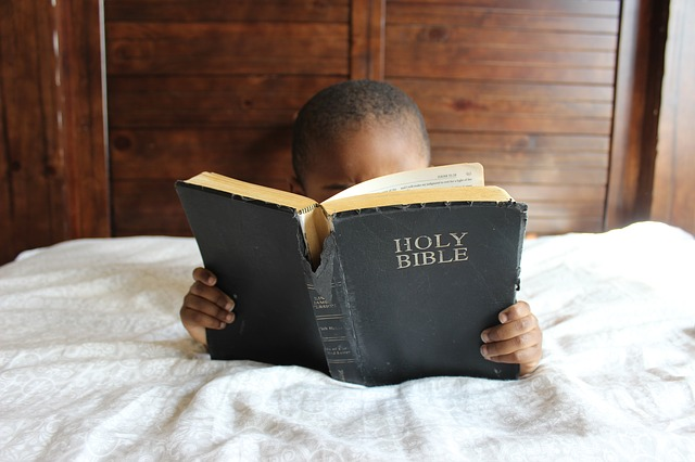 Easy Ways to Make the Bible Kid Friendly for Family Bible Week