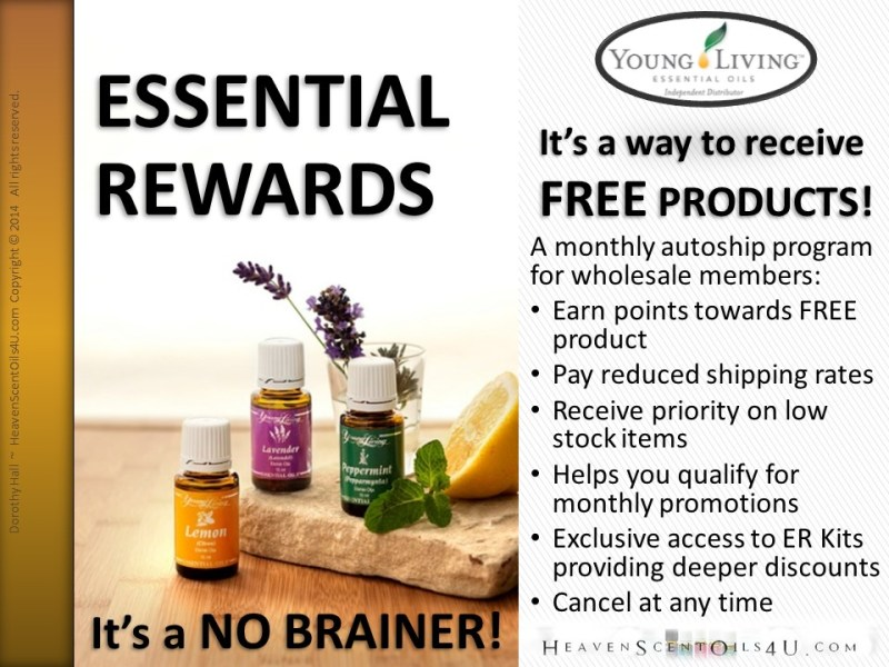 ESSENTIAL REWARDS no brainer