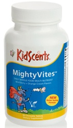 kidscents mightyvites