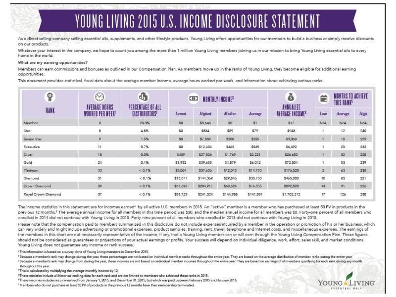 2015 US Income Disclosure Statemente IMAGE